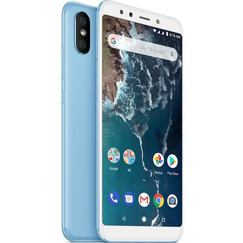 SMARTPHONE XIAOMI Mi A2 32 20428 Light Blue 5,99