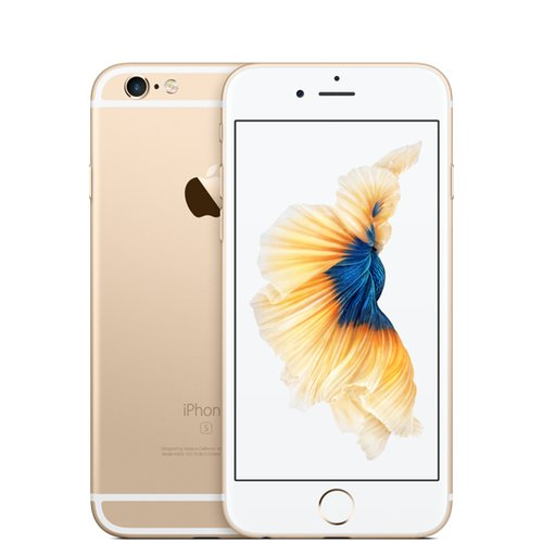 SMARTPHONE APPLE IPHONE 6s 16GB MKQL2QL/A Gold 4,7