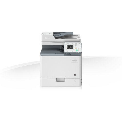MULTIFUNZIONE CANON IR C1225iF A4 25ppm 550FF + bypass 100FF F/R 1Gb DADF FAX LAN USB Toner incluso 9548B007