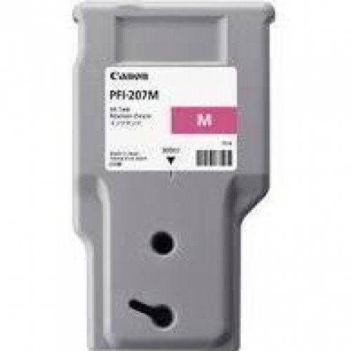 INK CARTRIDGE PFI-207M MAGENTA 300ml